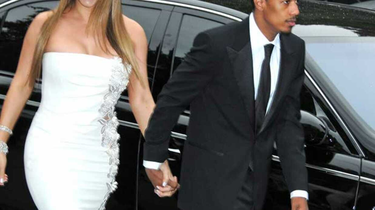PHOTOS Mariah Carey et Nick Cannon au top du glamour