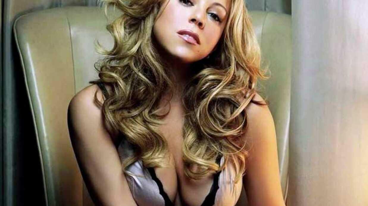 PHOTOS Mariah Carey très sexy dans son nouvel album