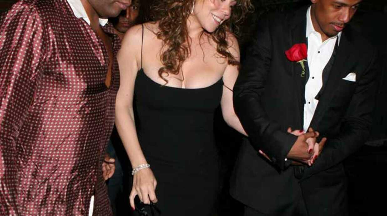 PHOTOS Mariah Carey et Nick Cannon: toujours aussi amoureux