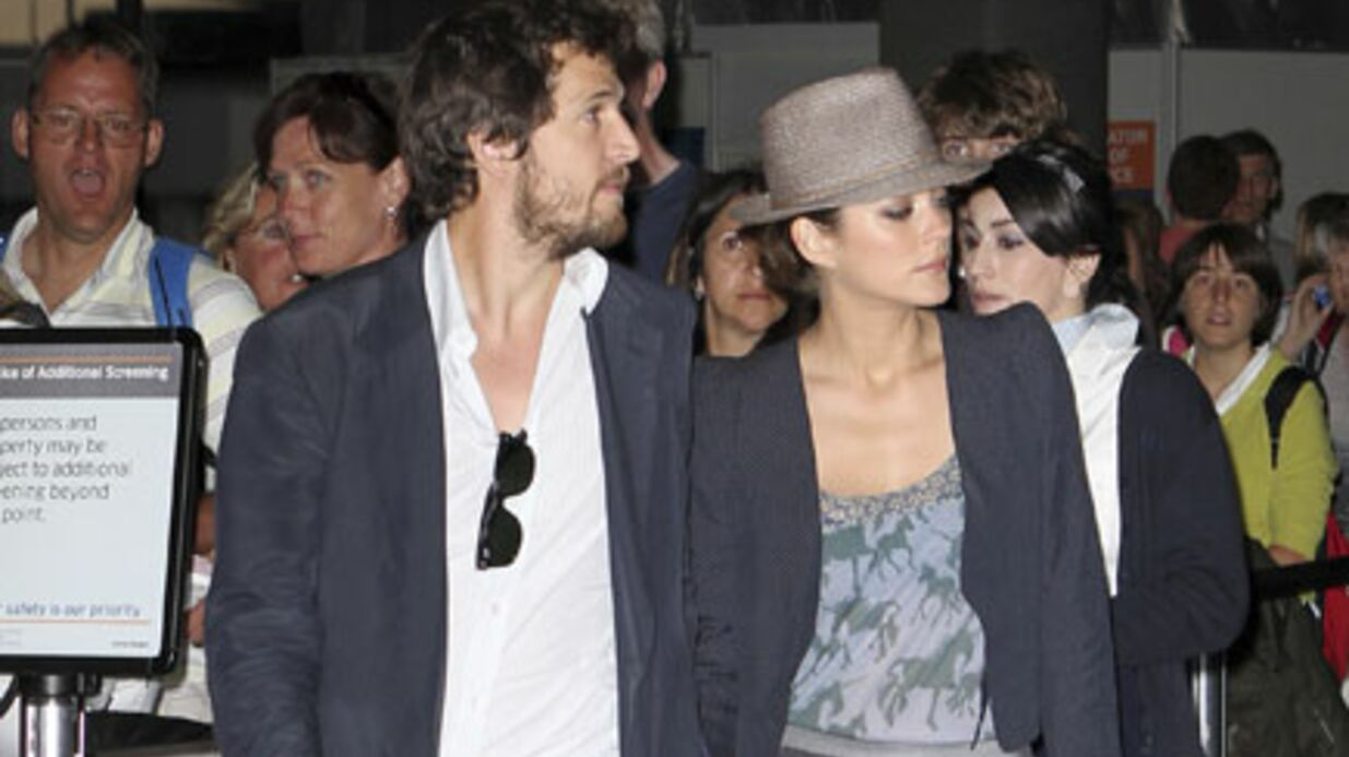 PHOTOS Marion Cotillard et Guillaume Canet à Los Angeles