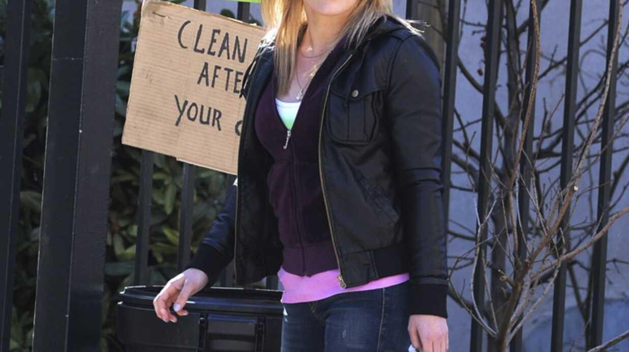 PHOTOS Mariska Hargitay et Hilary Duff en tournage