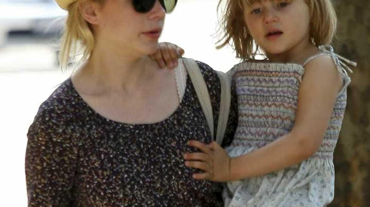 PHOTOS Matilda Ledger ressemble de plus en plus à son père Heath Ledger