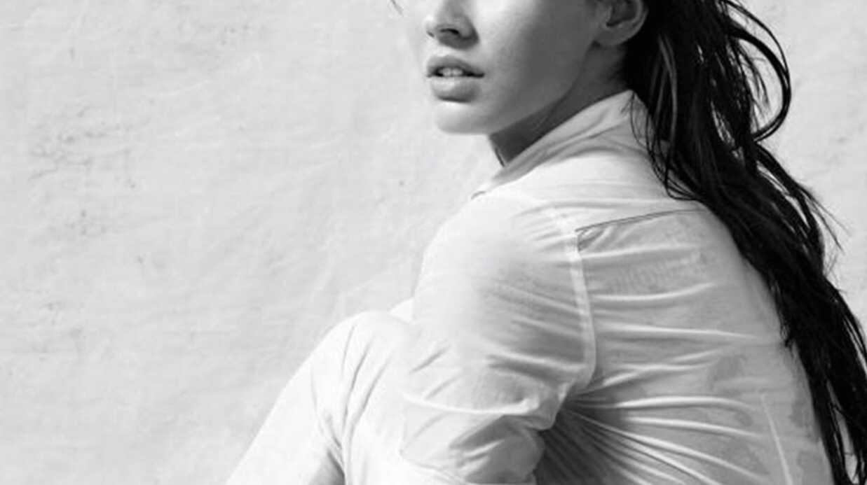 PHOTOS Megan Fox: nouvelle égérie sexy d'Armani