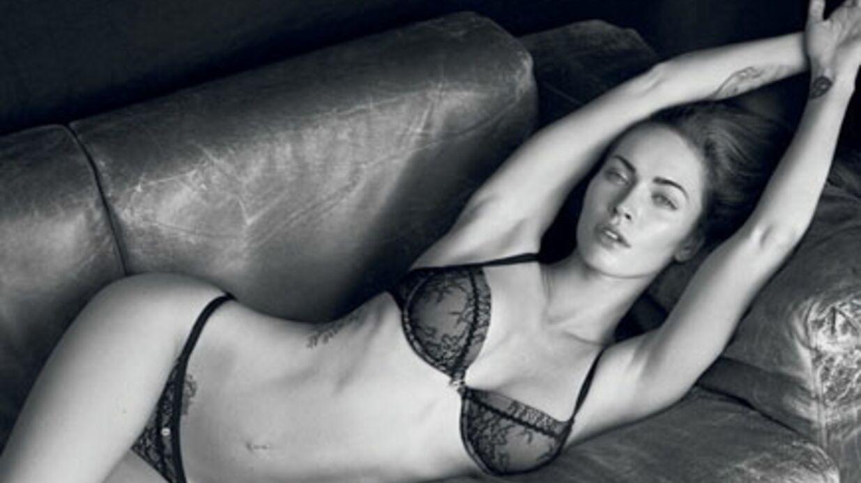 PHOTOS Megan Fox et Rafael Nadal sexy pour Armani