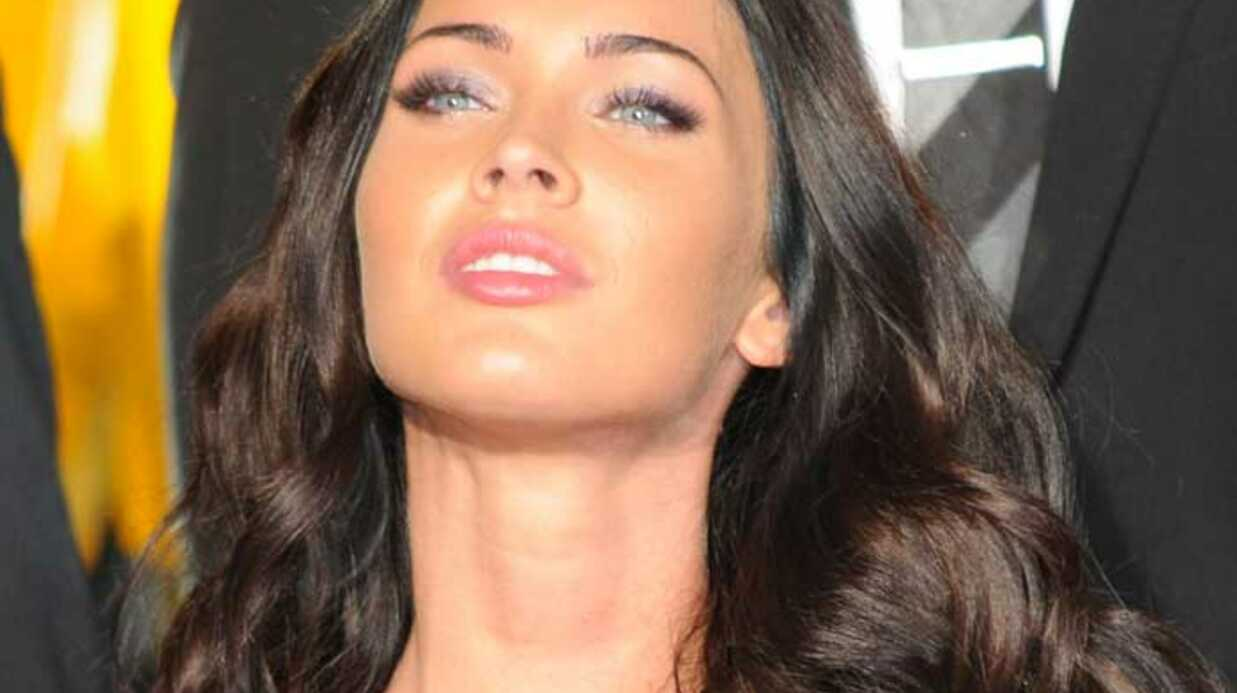 LOOK Megan Fox très sexy pour Trans­for­mers 2