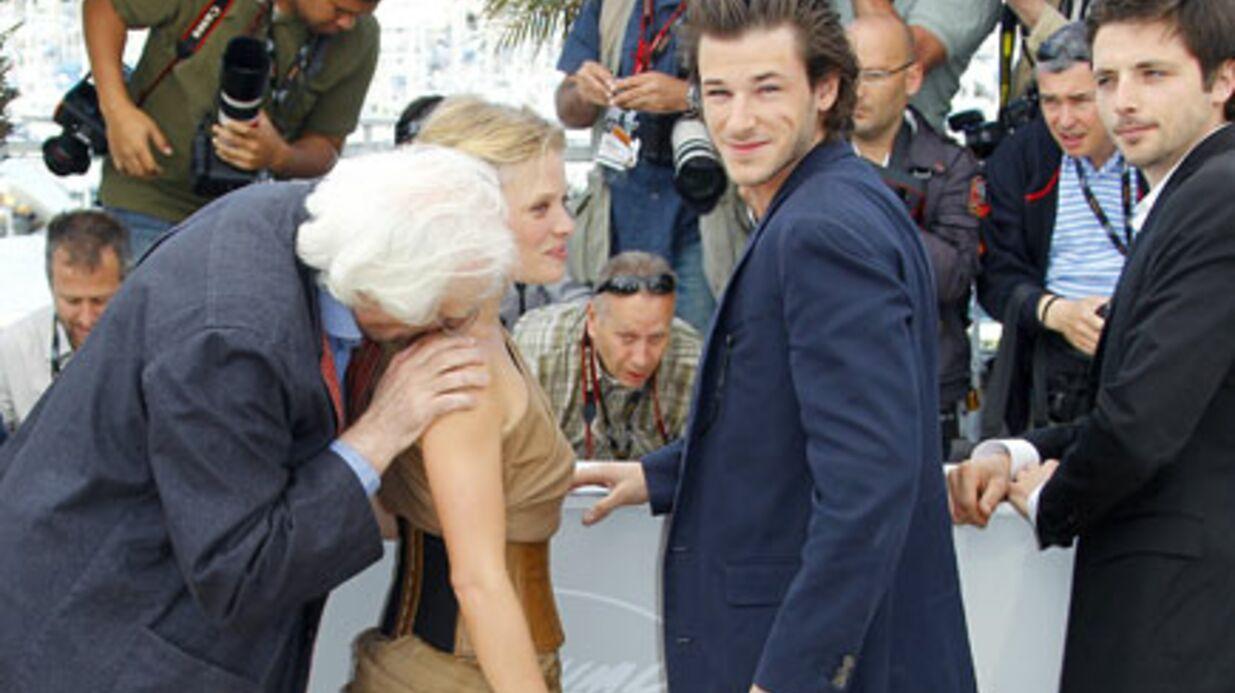 PHOTOS Bertrand Tavernier est fou de Mélanie Thierry