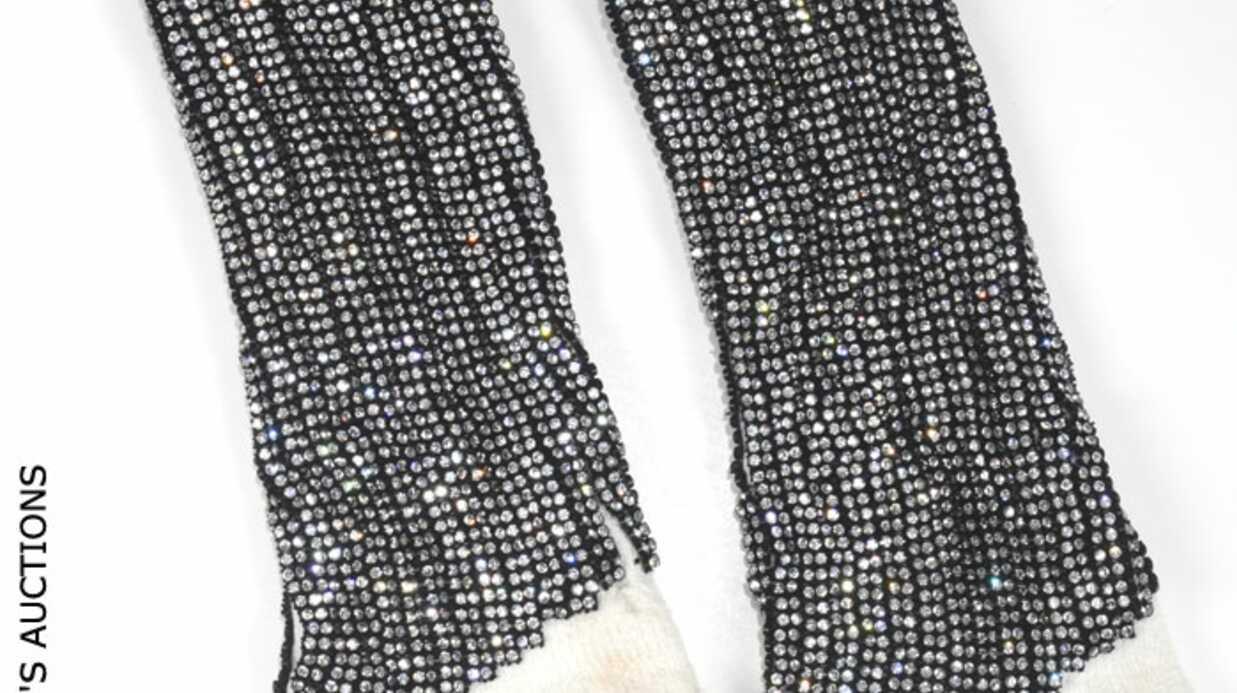 PHOTOS Michael Jackson: vente aux enchères annulée?