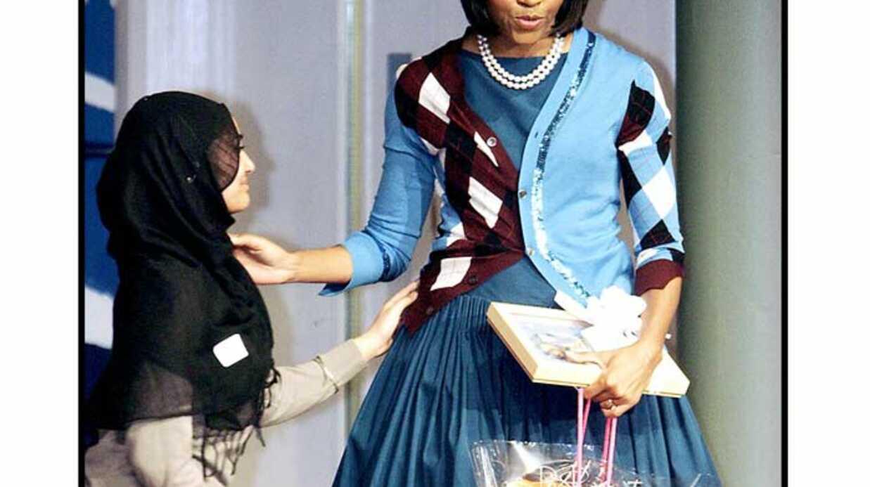 PHOTOS Barack et Michelle Obama très investis à Londres