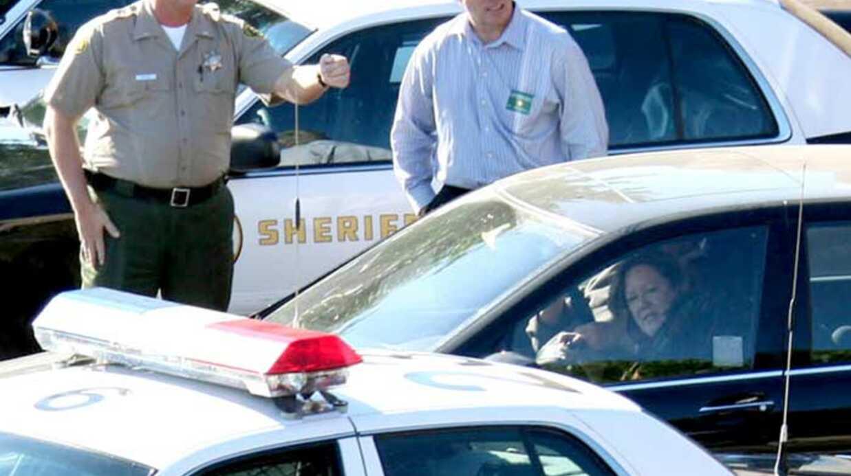 Mischa Barton Son arrestation en images!