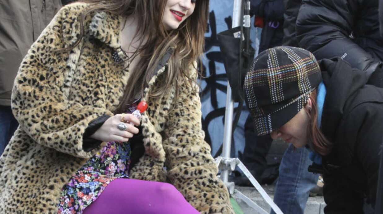 PHOTOS Mischa Barton en prostituée pour NY Unité Spéciale