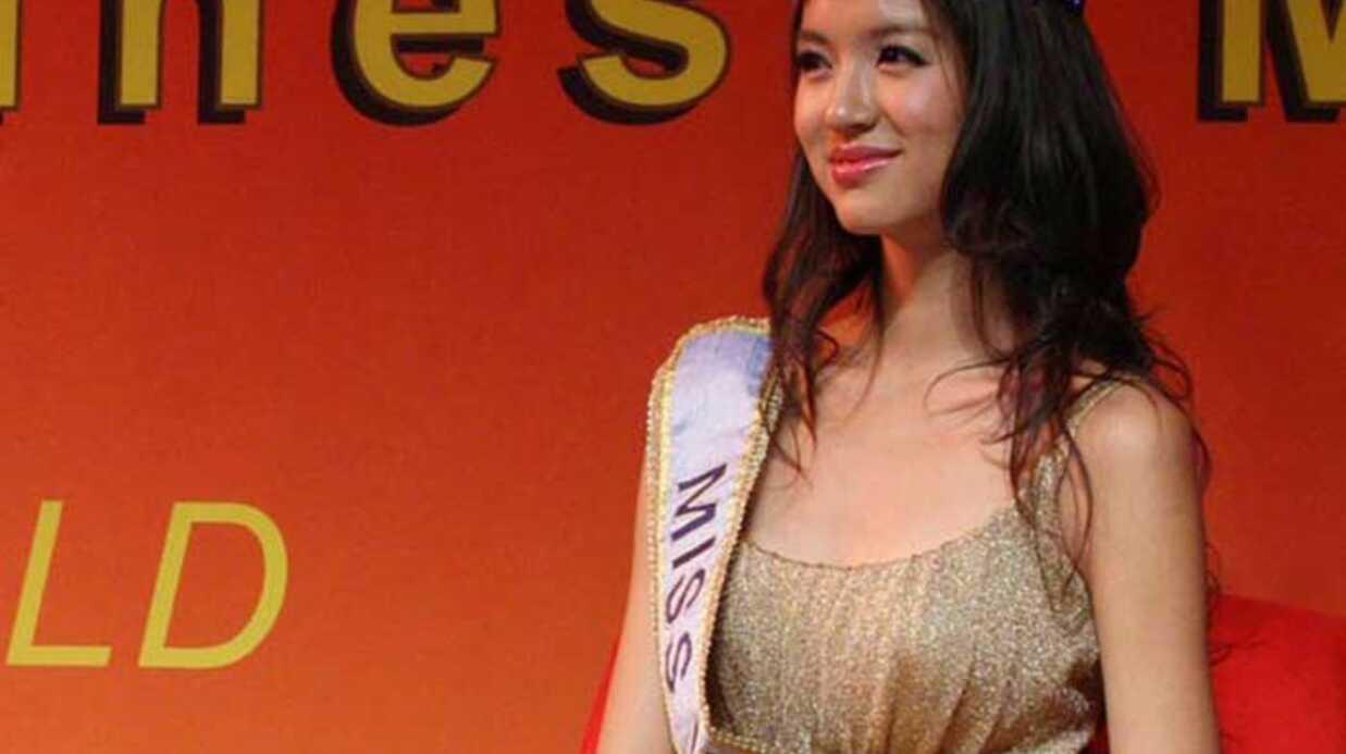 Miss Monde 2008 Miss Monde est Chinoise!