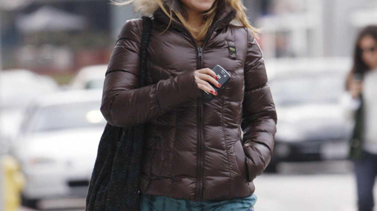 LOOK Les people en doudoune pour affronter l'hiver
