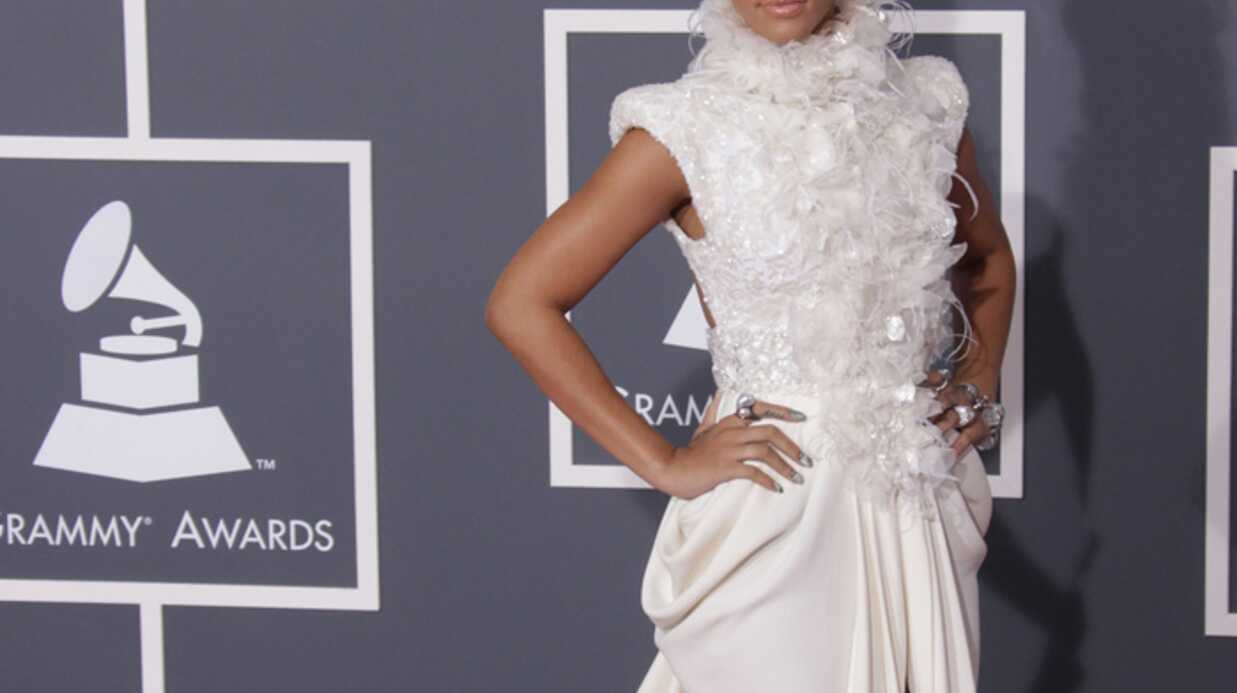 LOOK: Rihanna et Katy Perry en concurrence aux Grammys