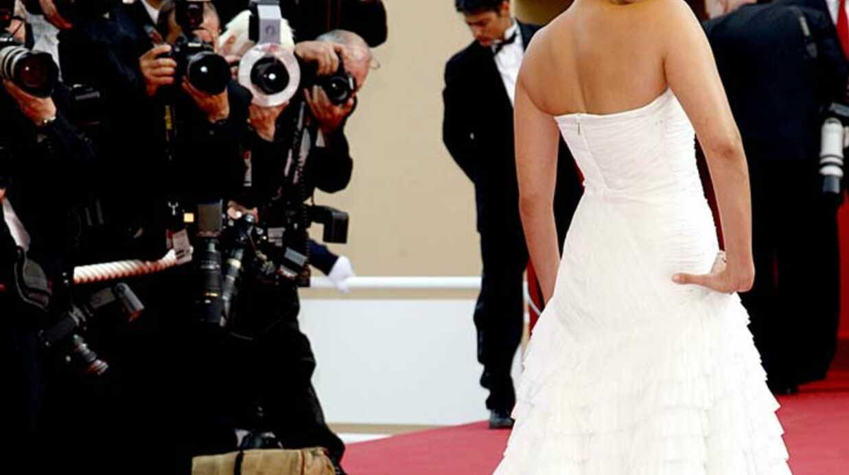 PHOTOS Première montée des marches du festival de Cannes 2009