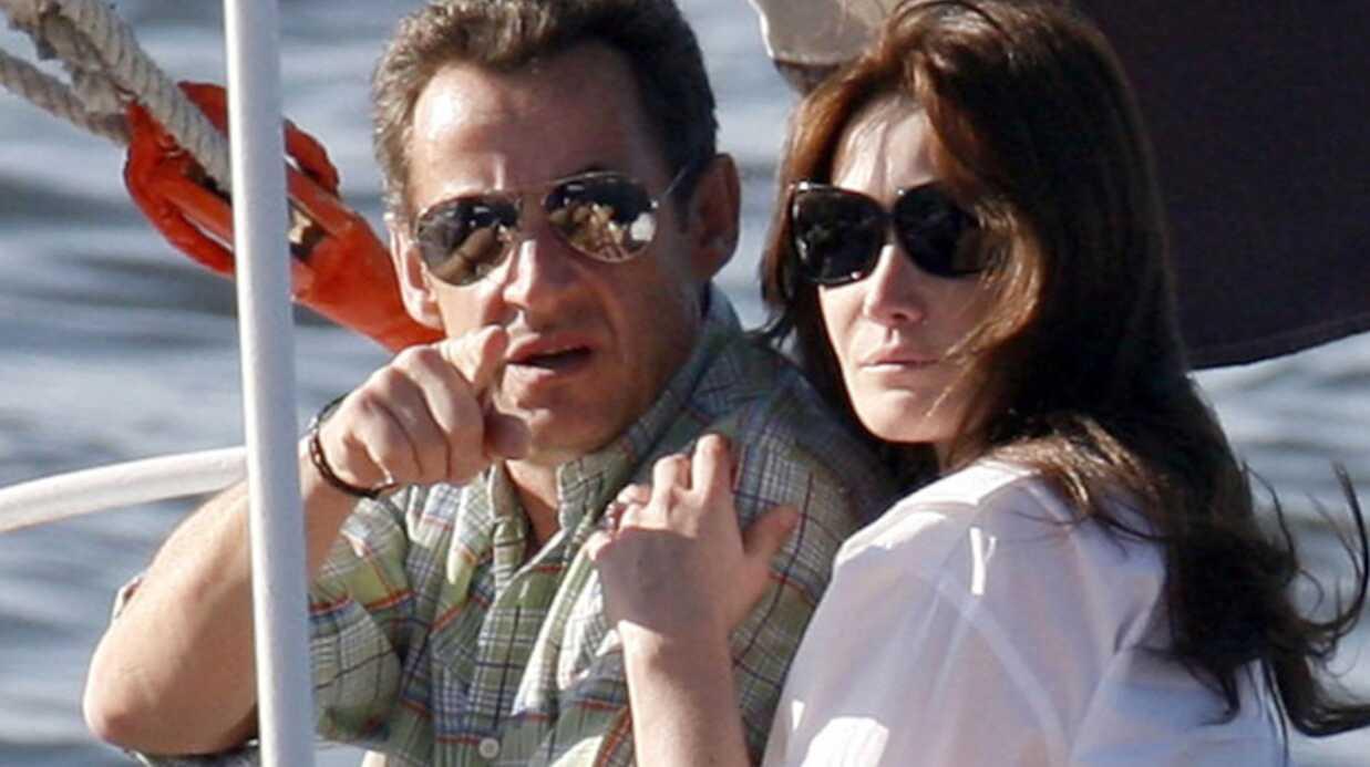 Nicolas Sarkozy/Carla Bruni Un amour décomplexé