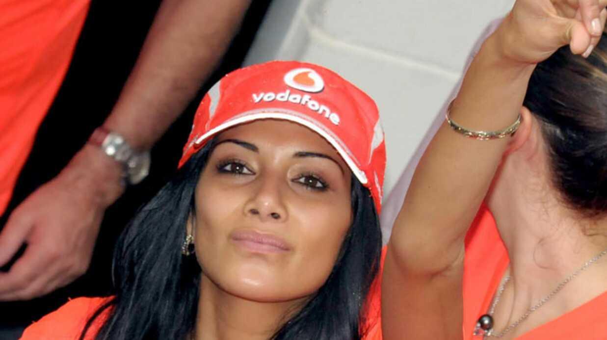 Nicole Scherzinger félicite son champion Lewis Hamilton