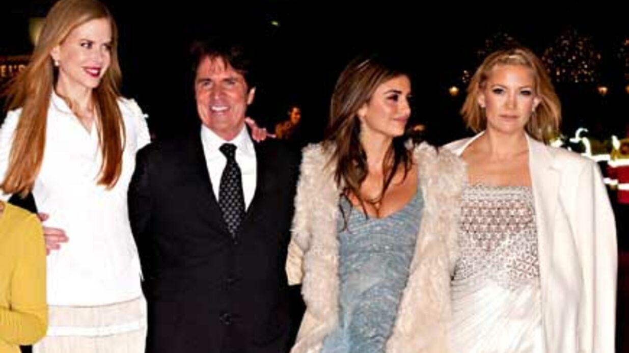 PHOTOS Kate, Penelope et Nicole présentent Nine à Londres