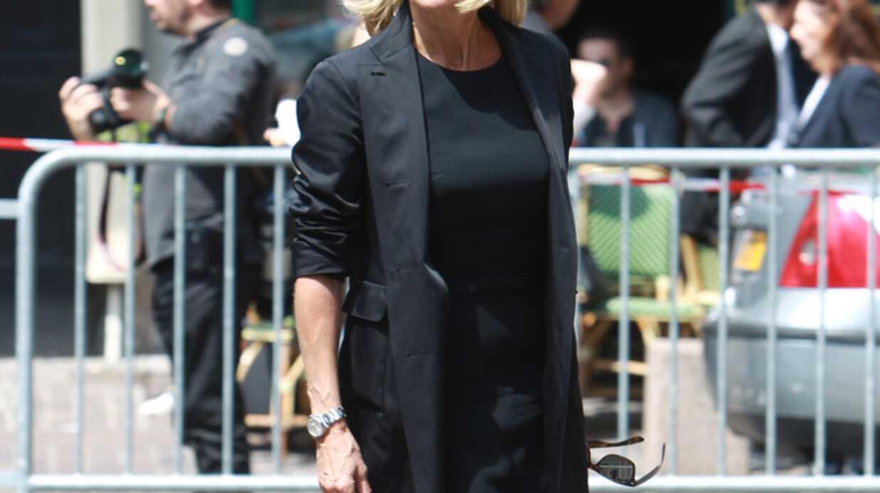 PHOTOS Obsèques de Bernard Giraudeau à Paris