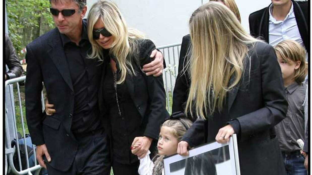 PHOTOS Les obsèques touchantes de Filip Nikolic
