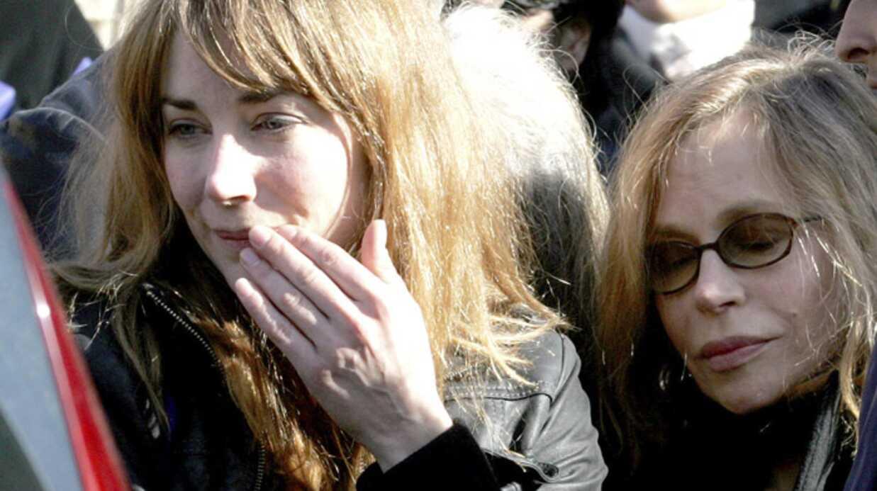 Photos: Les obsèques de Guillaume Depardieu