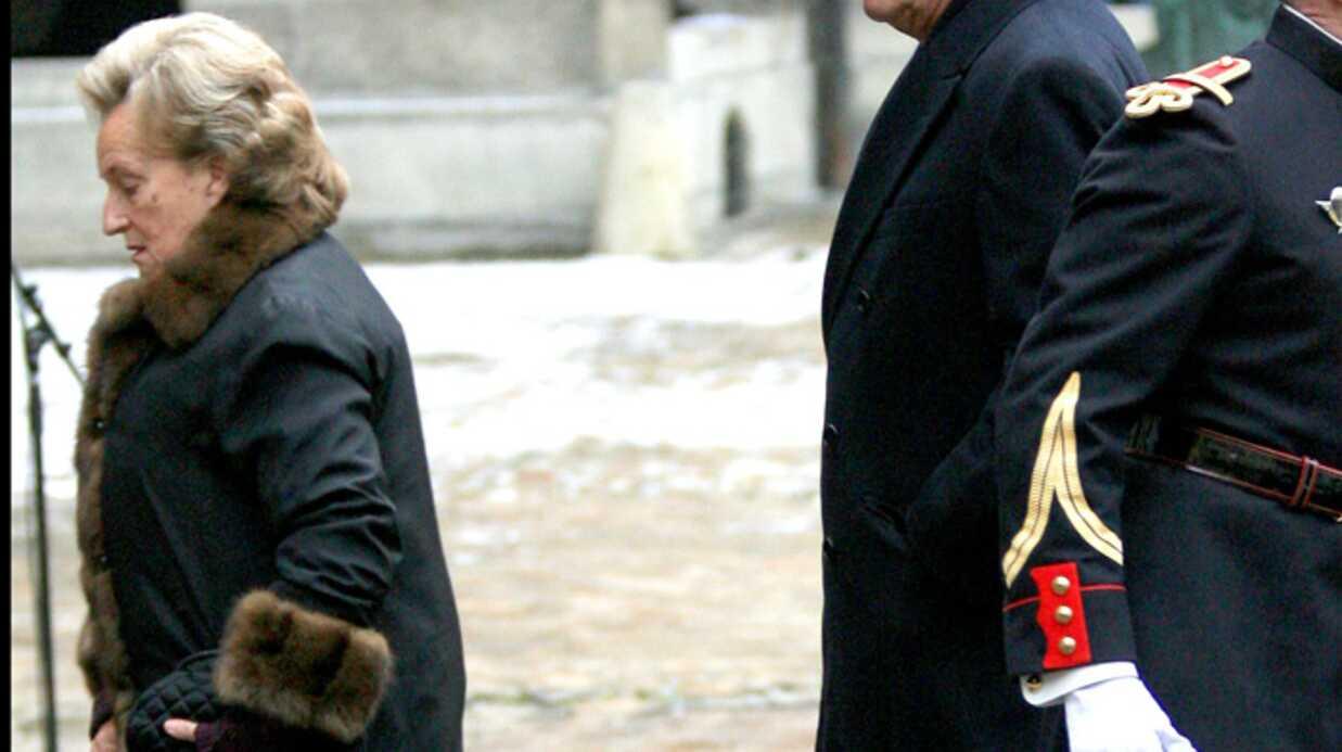 PHOTOS: les obsèques de Philippe Séguin
