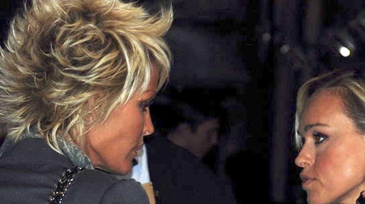 EXCLU Ophélie Winter blessée dans Panique dans l'oreillette