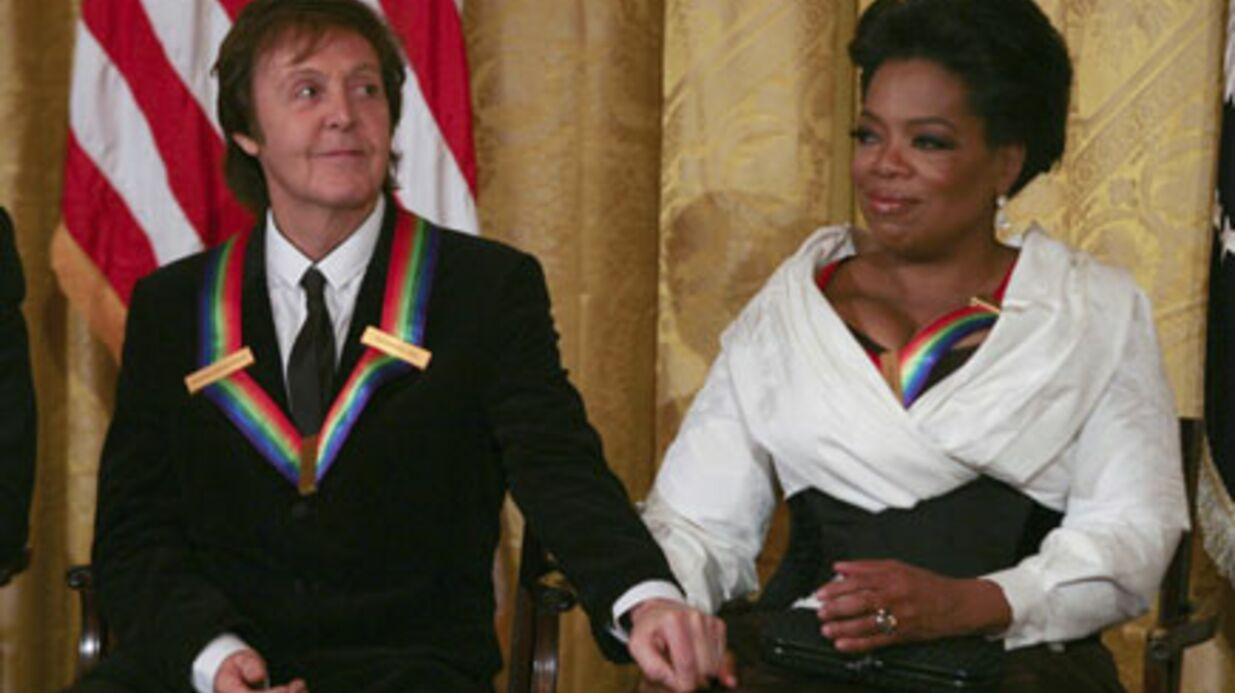 PHOTOS Oprah Winfrey et Paul McCartney honorés par Barack Obama