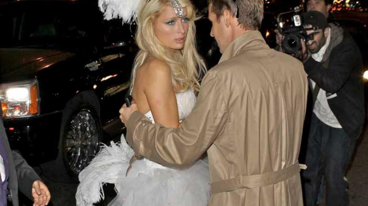 Paris Hilton et Doug Reinhardt: dispute en public