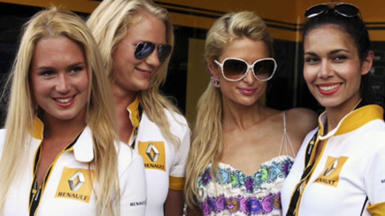PHOTOS Paris Hilton au Grand Prix de Monaco