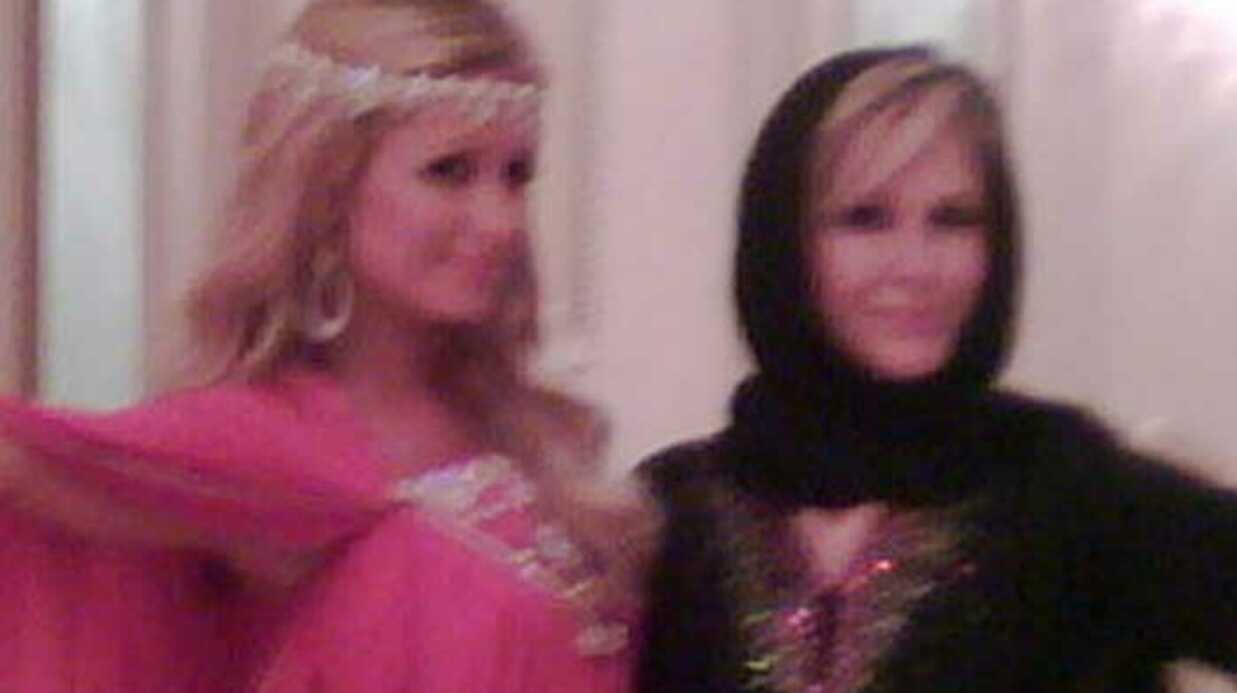 PHOTOS Paris Hilton se plaît à Dubaï selon son Twit­ter