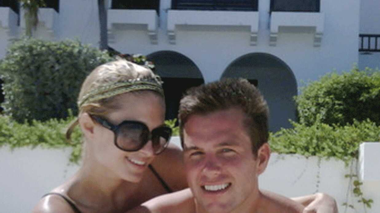 PHOTOS Paris Hilton : ses photos perso de vacances avec Doug