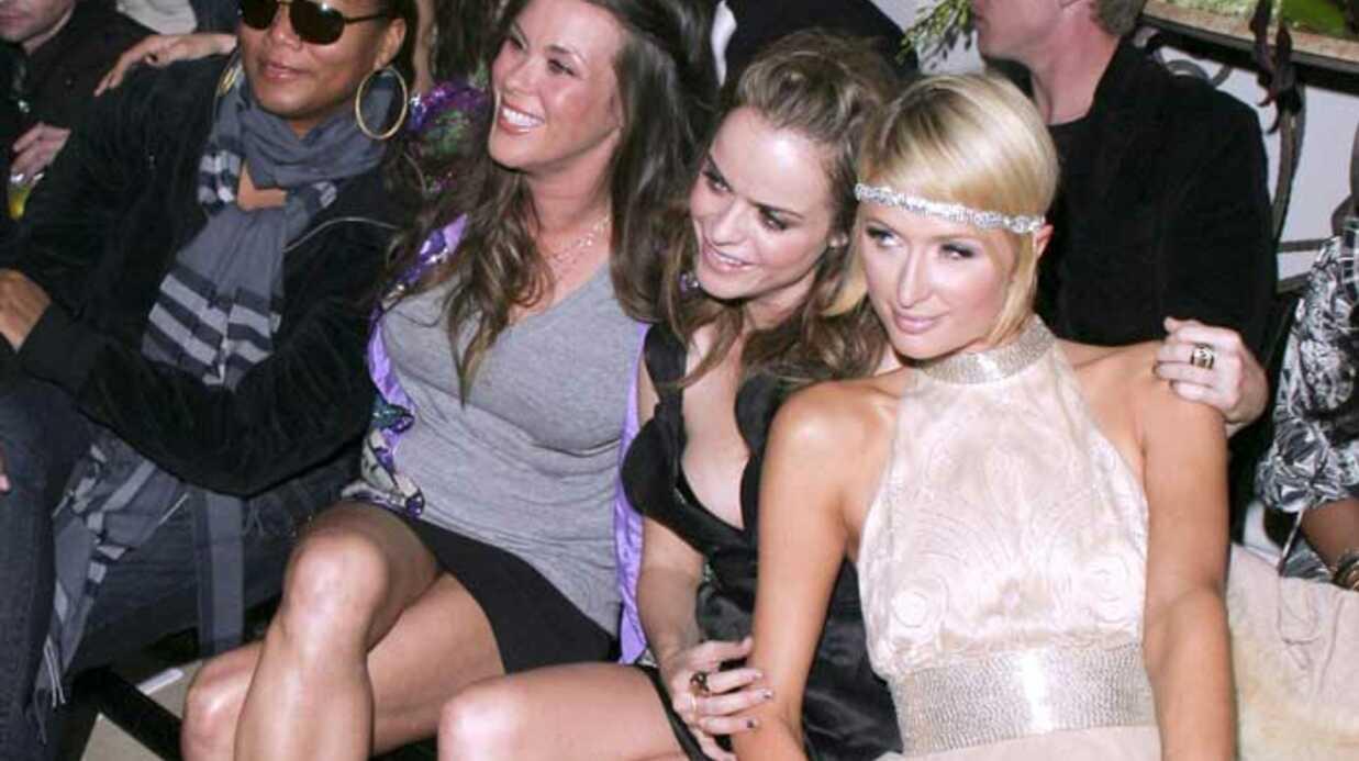 LOOK – Paris Hilton ravissante à la Fashion Week
