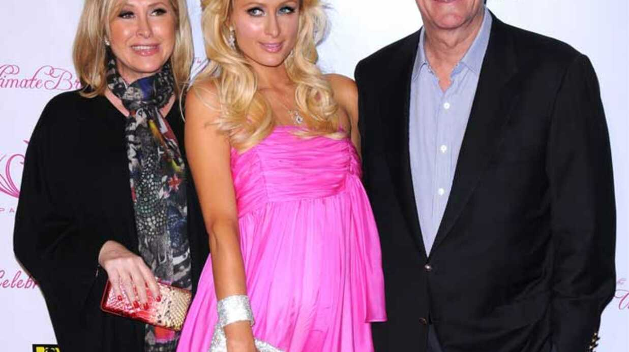 PHOTOS Paris Hilton lance sa ligne de produits de beauté