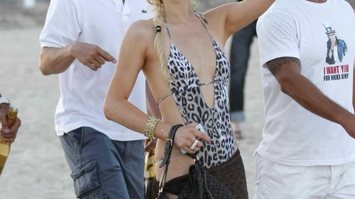 PHOTOS Paris Hilton règne toujours sur Saint-Tropez
