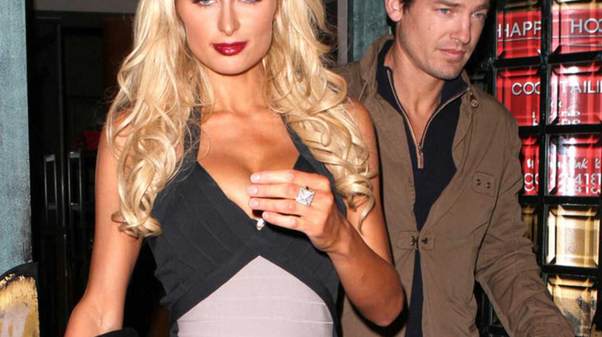 PHOTOS – Paris Hilton recycle un de ses ex