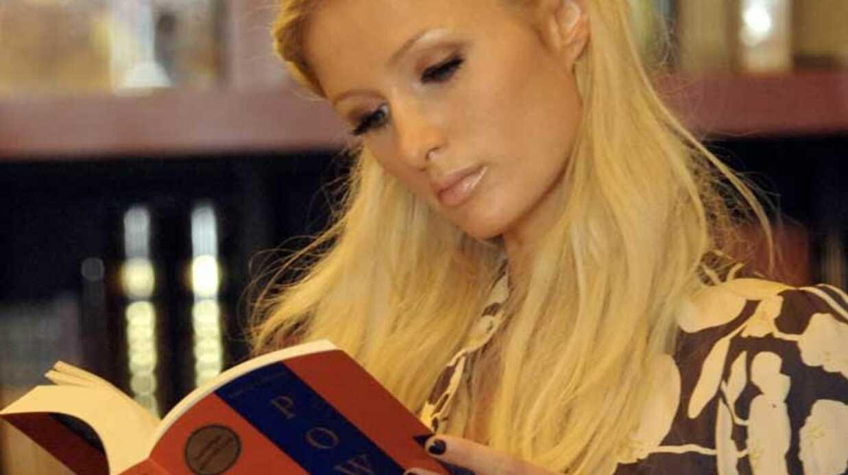 PHOTOS Incroyable! Paris Hilton à la librairie