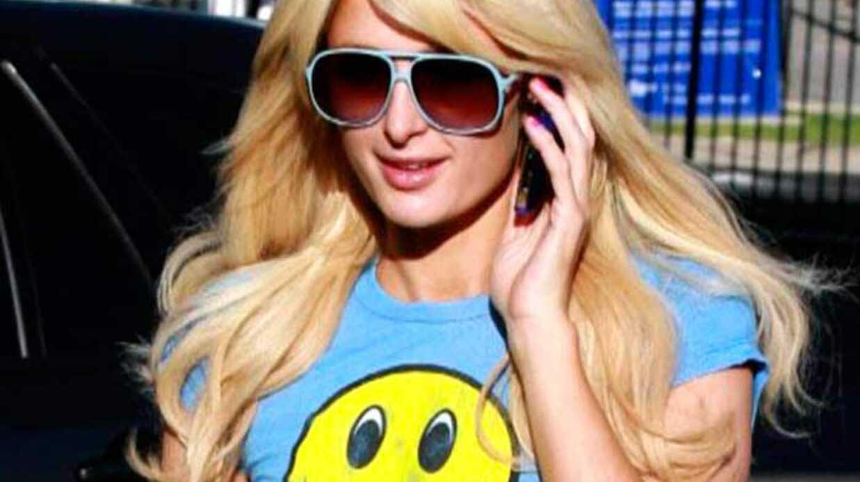 LOOK Paris Hilton a du style même à la gym