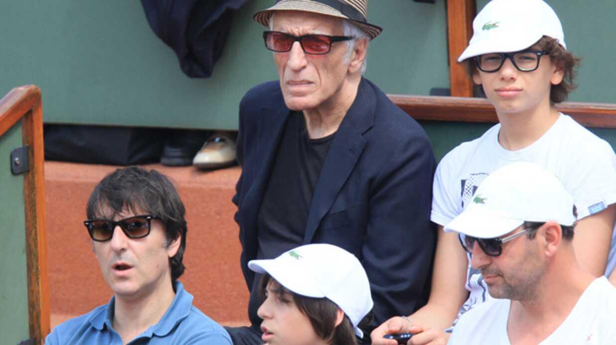 PHOTOS Les people à la finale de Roland Garros