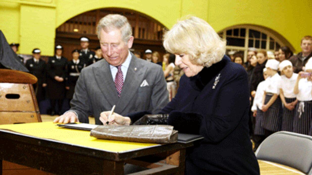 PHOTOS Prince Charles au casting de Nouvelle star