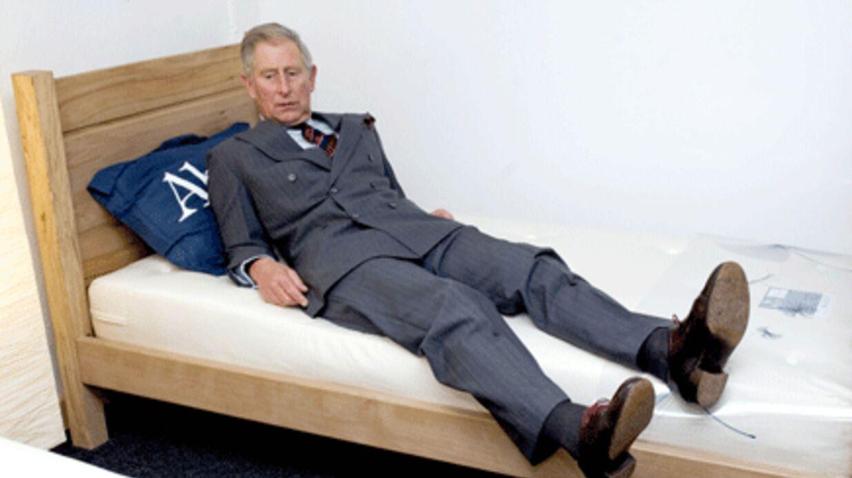 Le Prince Charles en visite officielle au Pays de Galles