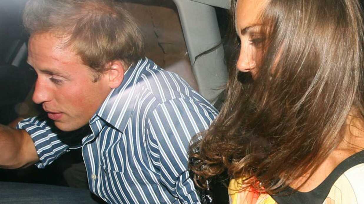Prince William et Kate Middleton: leur love story en images