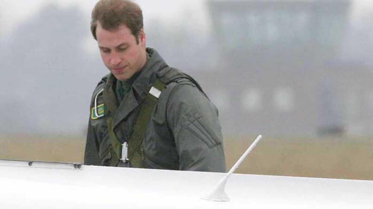 Prince William Will s'envoie en l'air