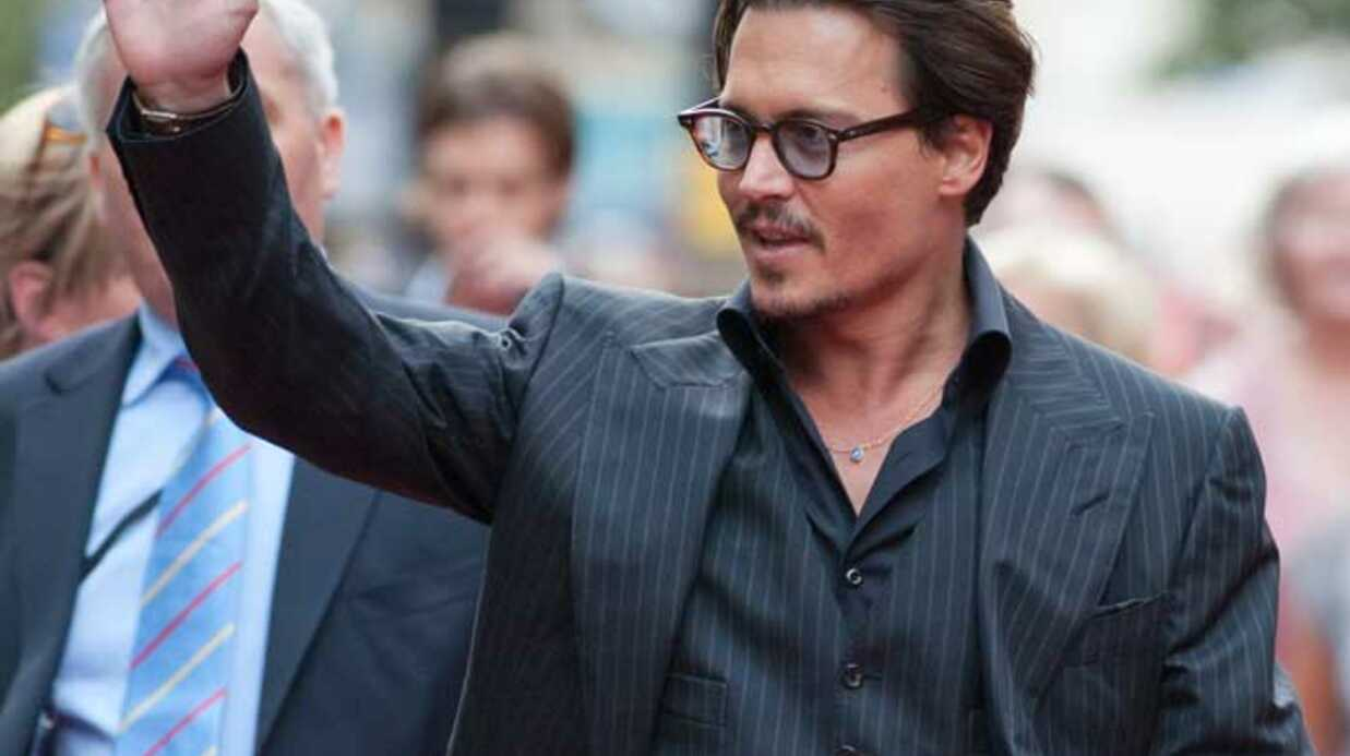 PHOTOS Marion Cotillard et Johnny Depp sur le tapis rouge