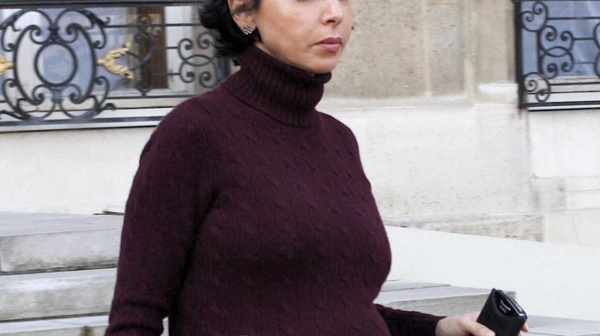 Rachida Dati sereine malgré la polémique