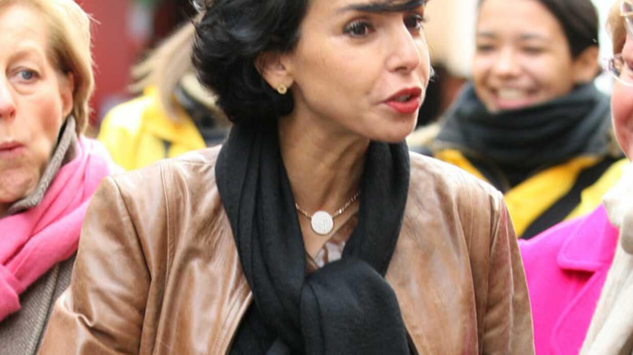 PHOTOS: Rachida Dati enceinte a soutenu le Téléthon