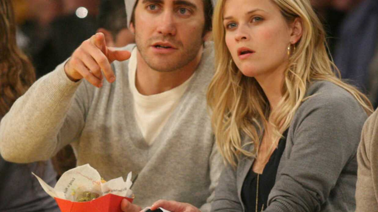 PHOTOS  Reese Witherspoon supporte les Lakers.