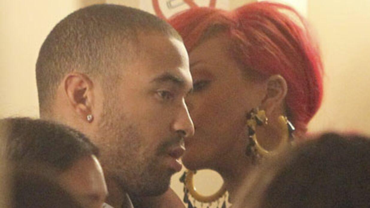 PHOTOS Rihanna mal sapée pour sa sortie en amoureux