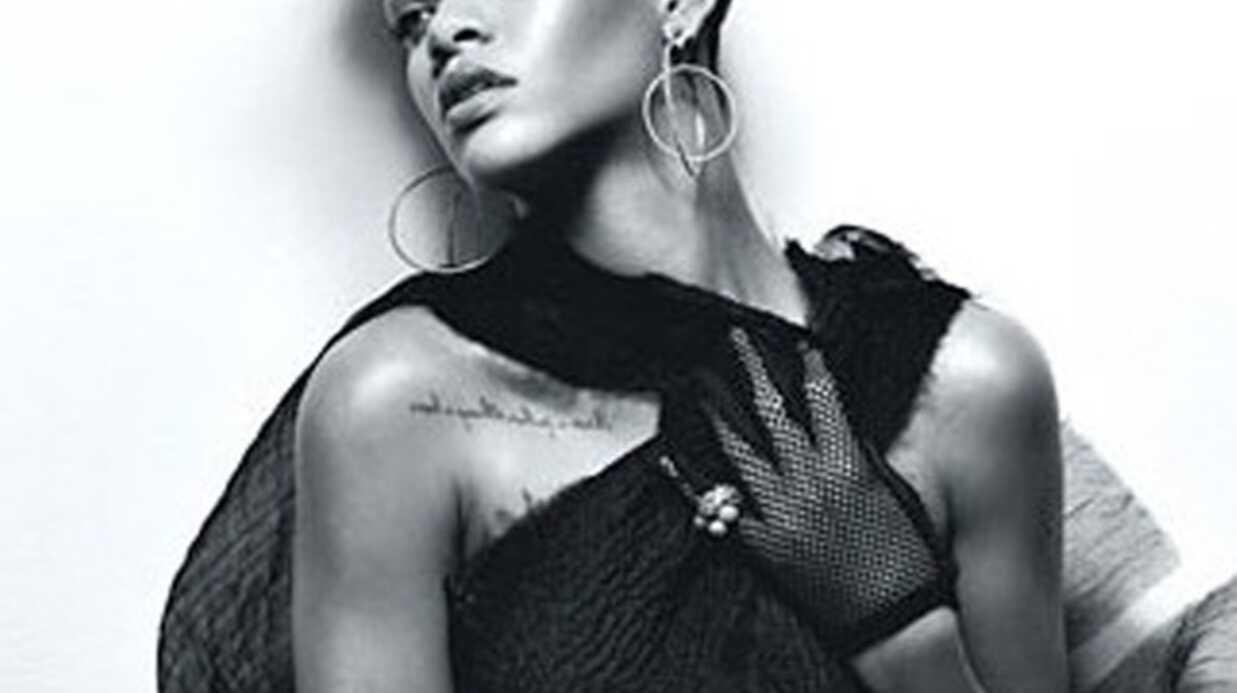 PHOTOS Rihanna: sexy et sensuelle pour W