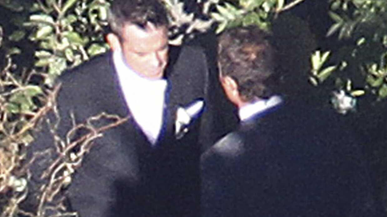 PHOTOS Le mariage de Robbie Williams