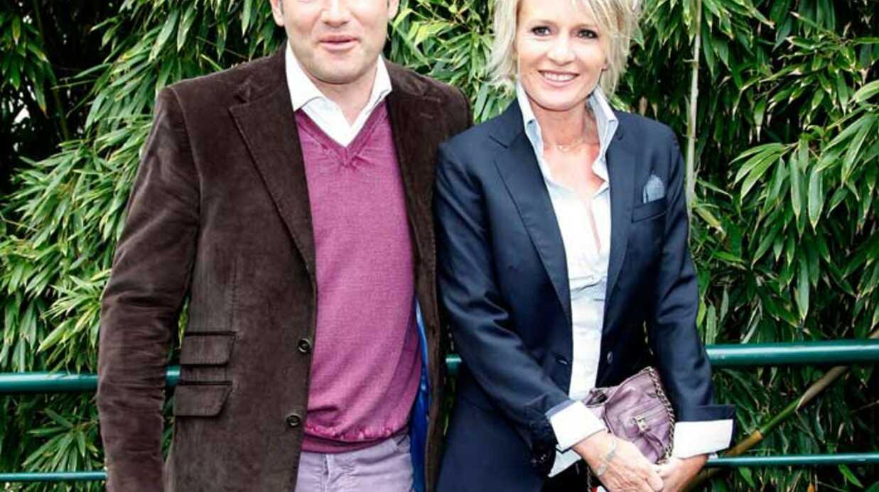 PHOTOS  Tony Parker et M. Pokora à Roland Garros